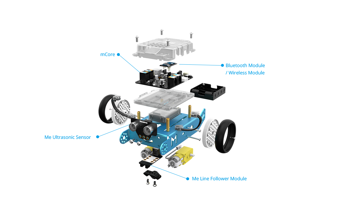 mbot robot kit